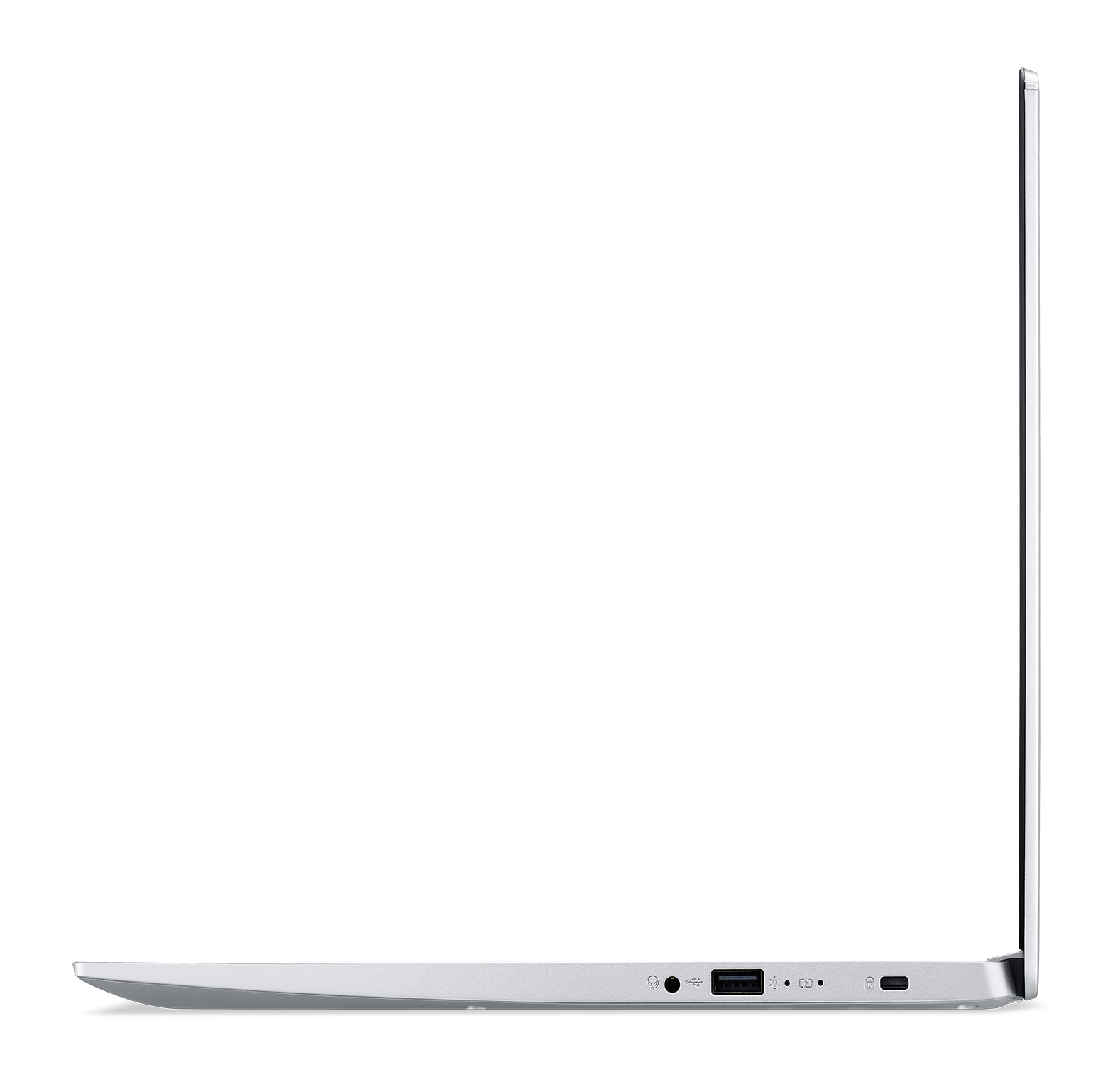 "Laptop 15.6"" ACER Aspire A515-45 (NX.A82EU.003) / AMD Ryzen 3 / 8GB / 512GB SSD / Pure Silver"