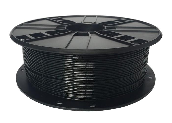 Gembird PLA+ Filament, Black, 1.75 mm, 1 kg