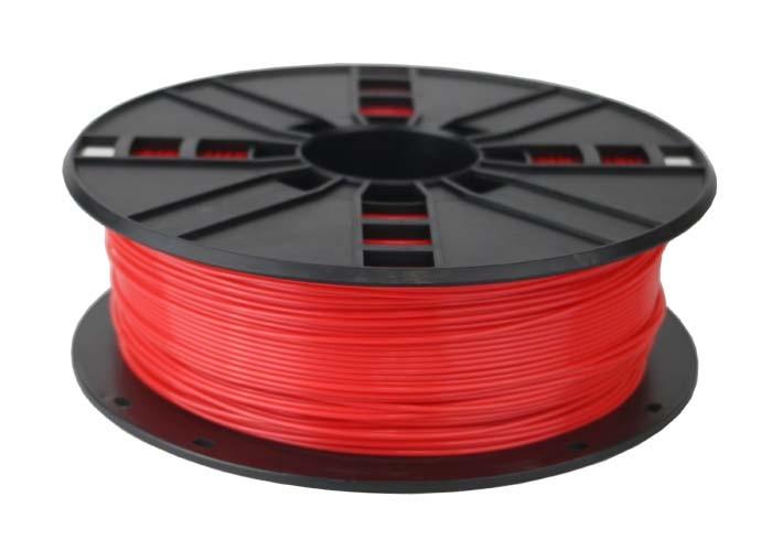 Gembird PLA+ Filament, Red, 1.75 mm, 1 kg