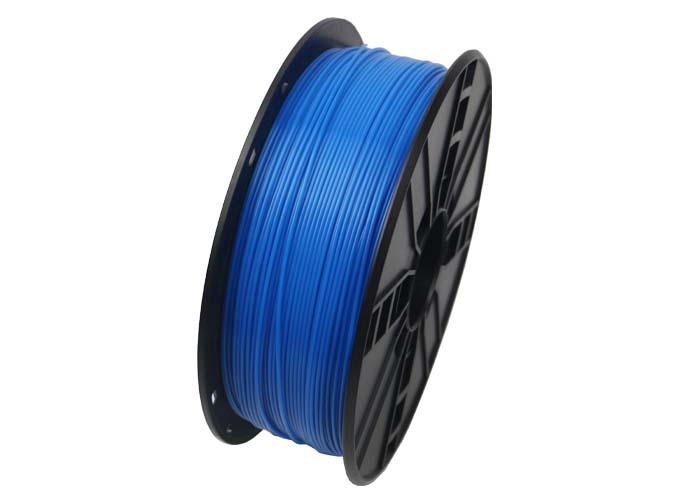Gembird PLA Filament, Fluorescent Blue, 1.75 mm, 1 kg