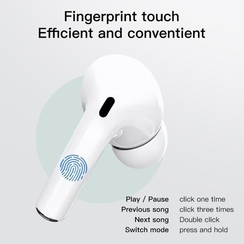 Bluetooth Earphone  AirPodding Pro Compatible with Apple
